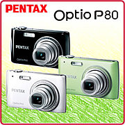 PENTAX Optio Pシリーズ
