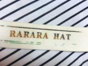 RARARA HAT