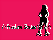 ☆*FreeLine Skates Girl's*☆