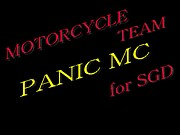 MOTORCYCLE Team PANIC for SGD
