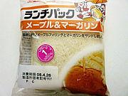 ヤマザキ メープル&マーガリン