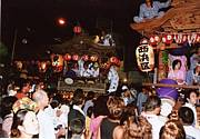湘南型山車と鎌倉囃子
