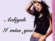 I MISS YOU - Aaliyah -