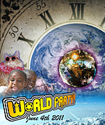WORLD PARTY★世界のパーティー