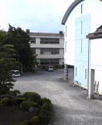 岡谷南部中学校
