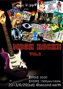MOSH  ROCK