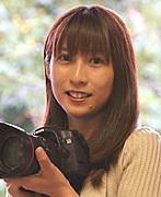 米美知子さんとネイチャーフォト
