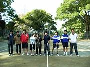 岡山朝日高校 ソフトテニス部