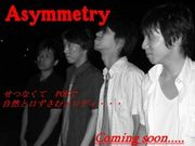 アシメイト〜Asymmetry fan〜