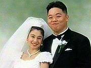 篠岡美佳そして伊集院光 夫妻