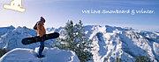 一緒に行こう☆スノーボード