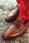 マッケイ製法の靴が好き