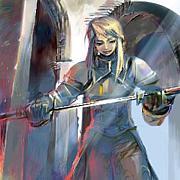 女戦士・女騎士・女剣士