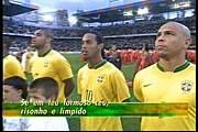 ブラジル国歌が好き!