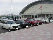 旧車中国地方サニトラキャブ