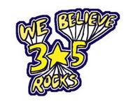 We Believe 3-5 Rocks!