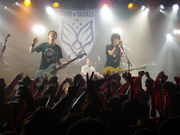 BUMP OF ROCK