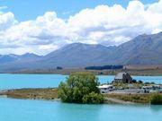 テカポ ニュージーランド