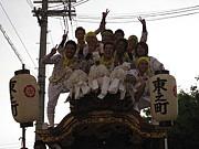 海老江八坂神社東之町
