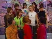 2000〜01年のモーニング娘。