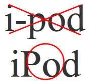 i-podじゃなくて iPodだぁぁ!!!