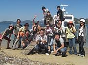 第一回チキチキ梶子島キャンプ