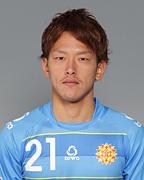 松本拓也選手 (北九州)