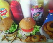 K's Burger Shop