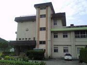 あえて日置川町立三舞中学校