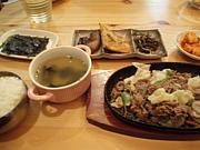 KOREAスーパー「sajoya」