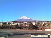 富士山と共に育ったぁ〜♪