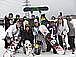 雪板遊技  IN群馬スノボー