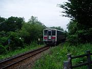 鉄道で旅するのが好き