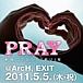 PRAY【2011/5/5】