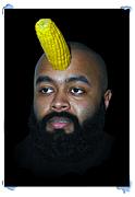 髭なコーン
