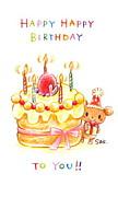 1990年8月8日生まれ♪