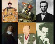歴史上偉人にファッションを学ぶ