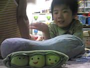 お豆3兄妹 トイ・ストーリー3