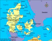 デンマークの怪