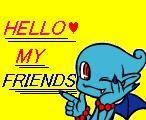 HELLO MY FRIENDS♬