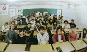 3年G組 近藤学級