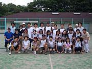 Tennis Team rough