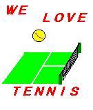 WE LOVE テニス!!