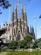 スペイン建築 Antoni Gaudi