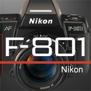 Nikon F-801 F-801s