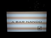 A BAR NANDO