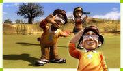 若園ゴルフ愛好家たち