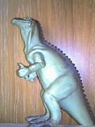 恐竜のまね