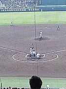 草野球in奈良