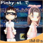 Pinky:st.でiM@s